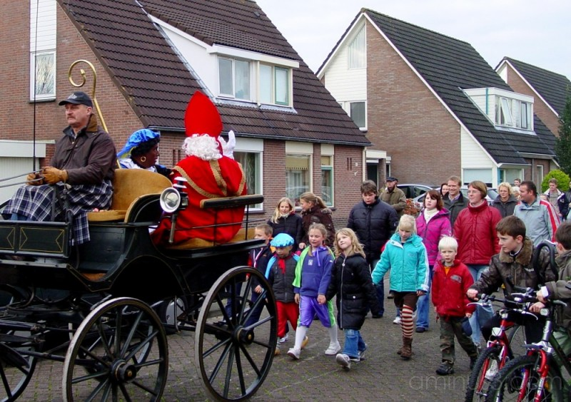 Sinterklaas (Late Fall 7 of 7)