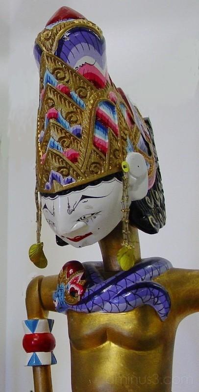 Intermezzo: Wayang Golek