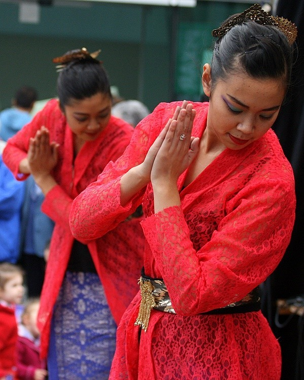 Two Malay Dancers