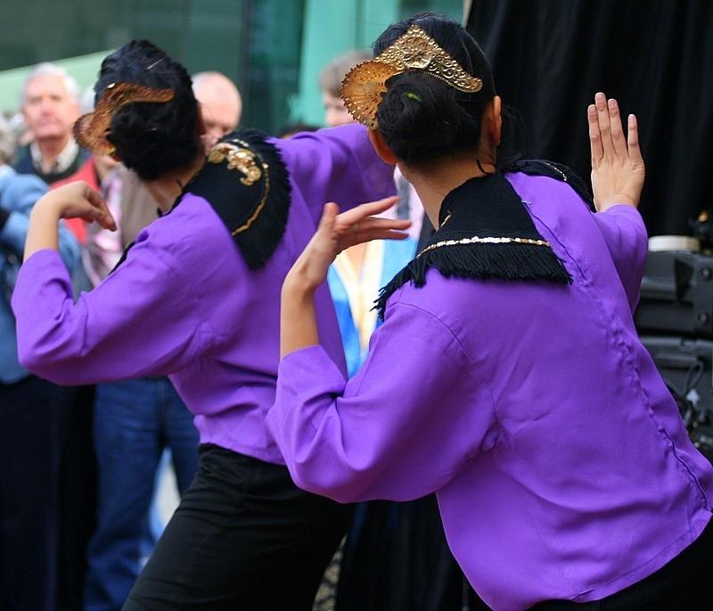 Violet Duo II