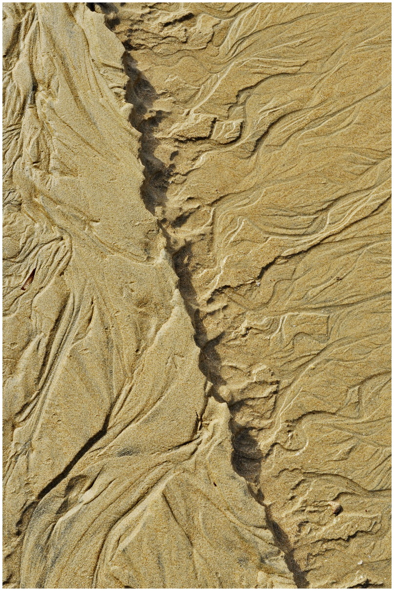 sand source river pattern
