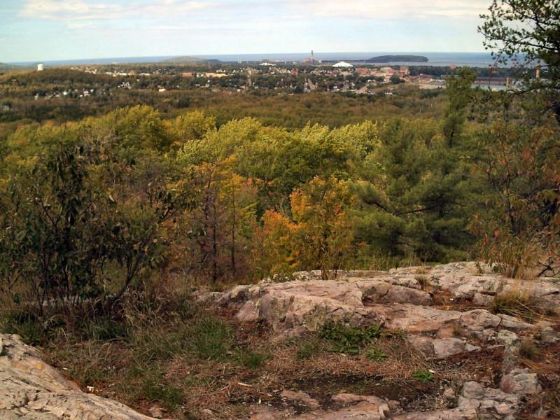 Marquette Cityscape