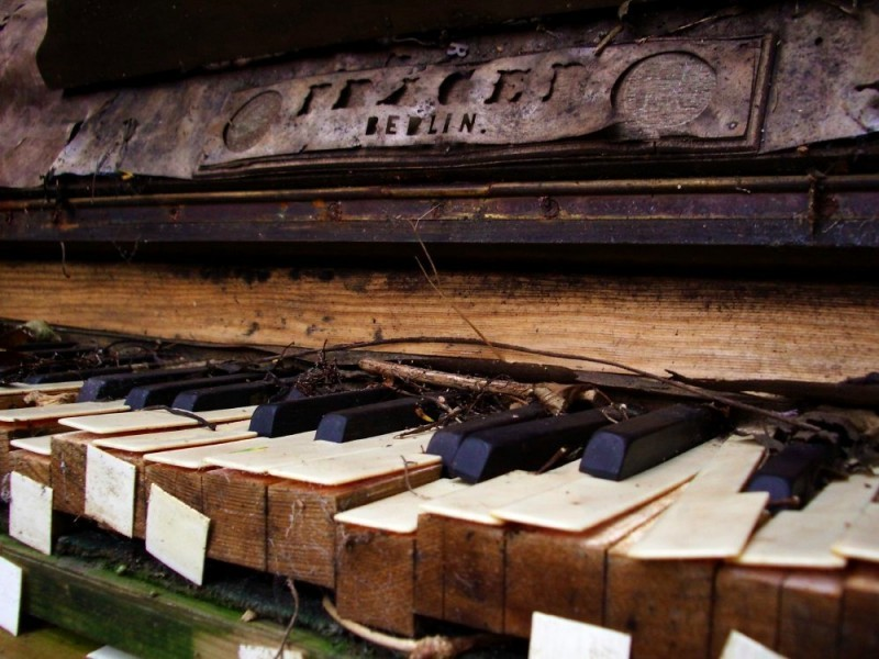 Piano Not So Forte