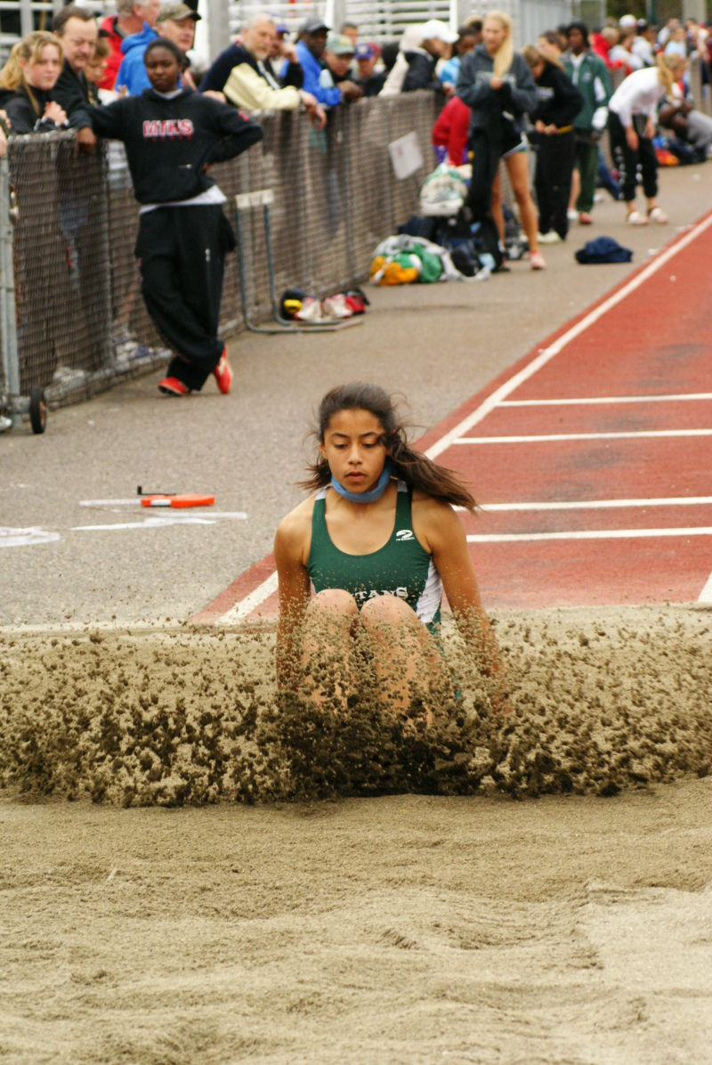 long jump Long jump questions including how many events are in the modern olympic games and when did the long jump become an olympic sport.