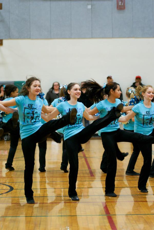 sam dance team