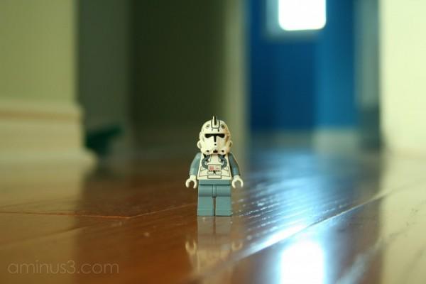 Lone Trooper