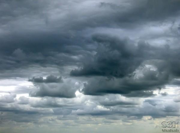 fearsome sky