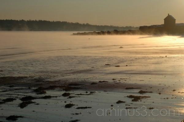 Willard Beach sunrise