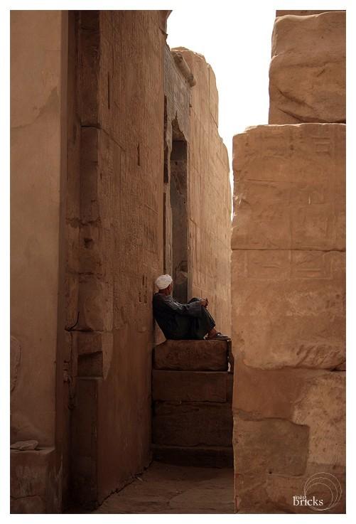 Un gardien du temple