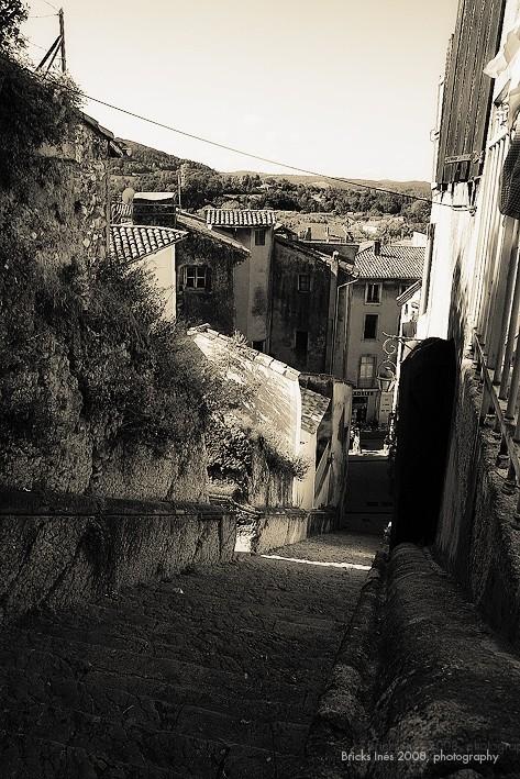 Les rues de mon enfance