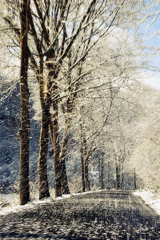 Une page d'hiver