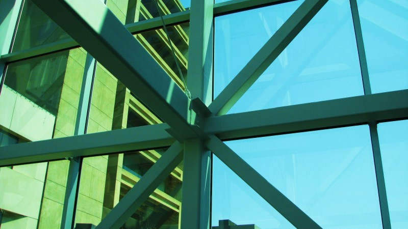 Inside Looking Out of O Street Bypass