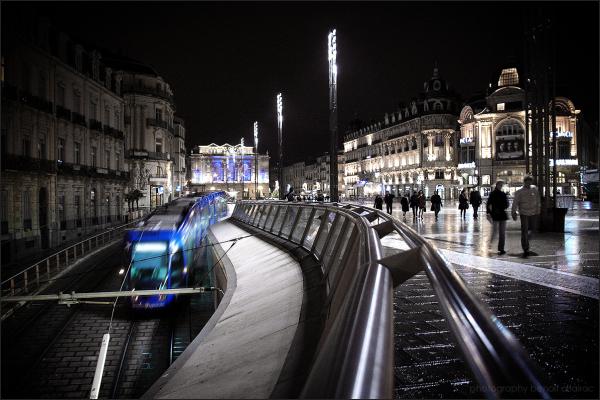 Serie Montpellier : Tram