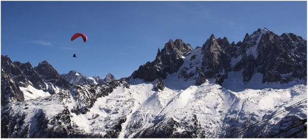 Chamonix-Mont-Blanc Valley Serie : Overview