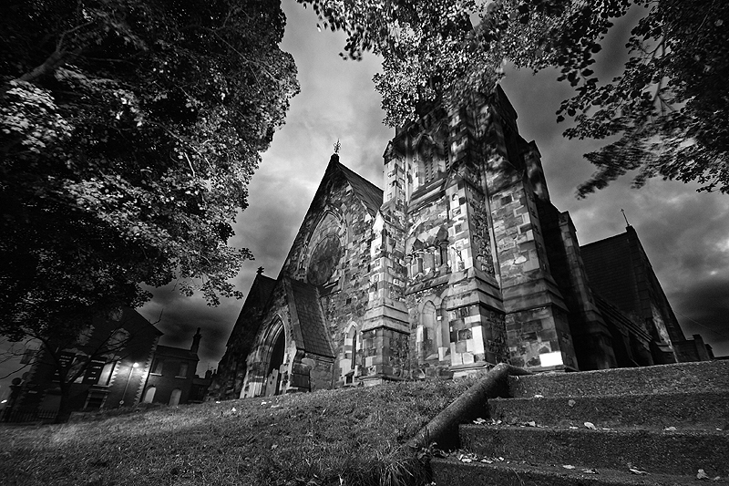 Northern Ireland: Mysterious Church