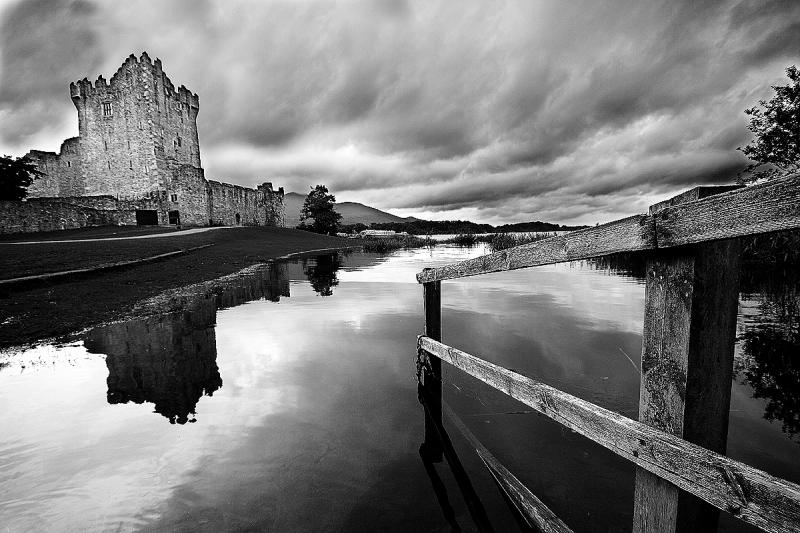 Éire: Haunted Castle