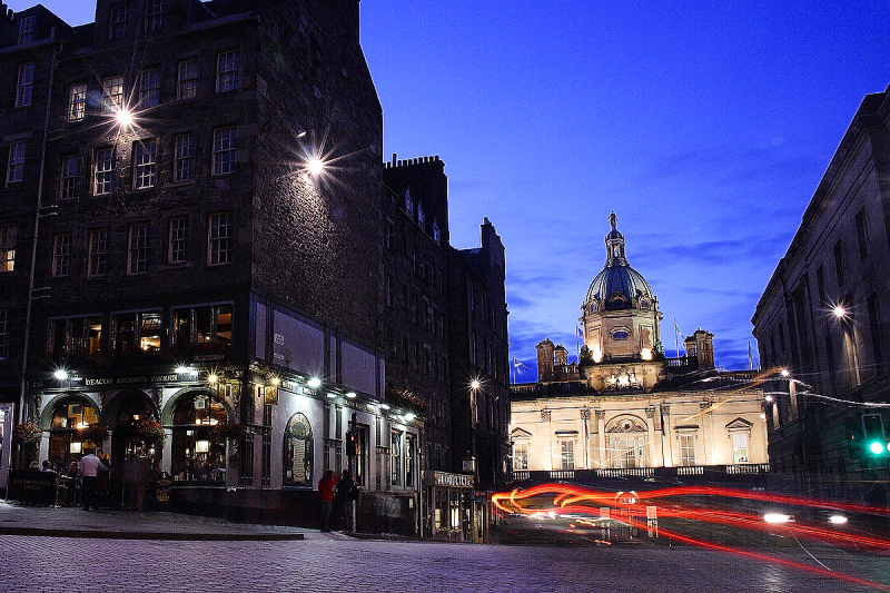 Scotland: Greyfriars ghosts