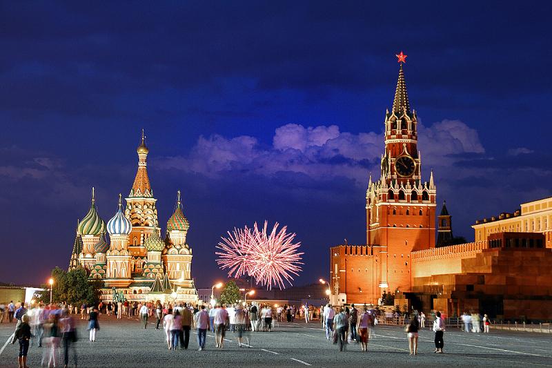 Paris - Moscow