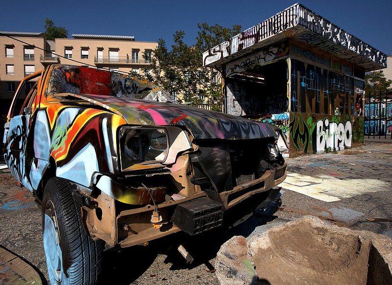 urban style car