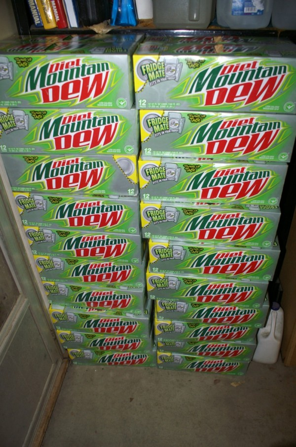 my mountain of dew