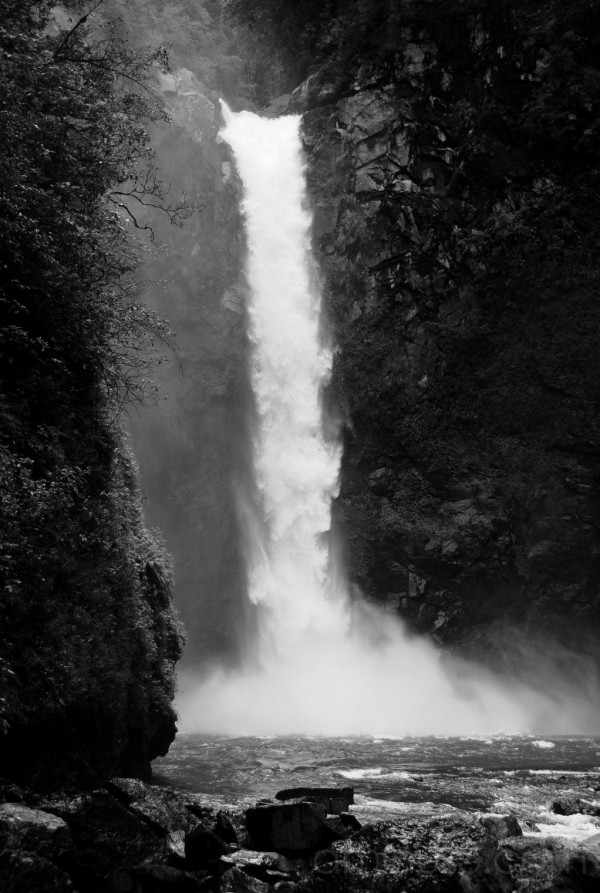 waterfalls in batad