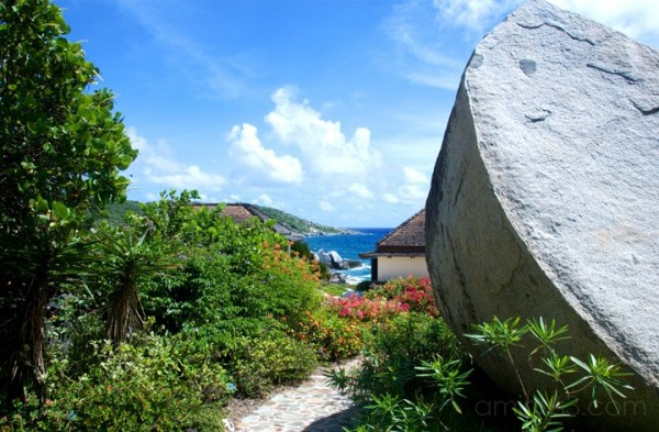Virgin Gorda, BVI - Walkway