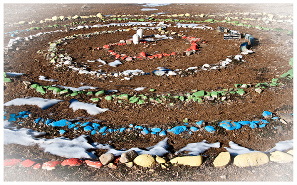 Schoolyard Labyrinth