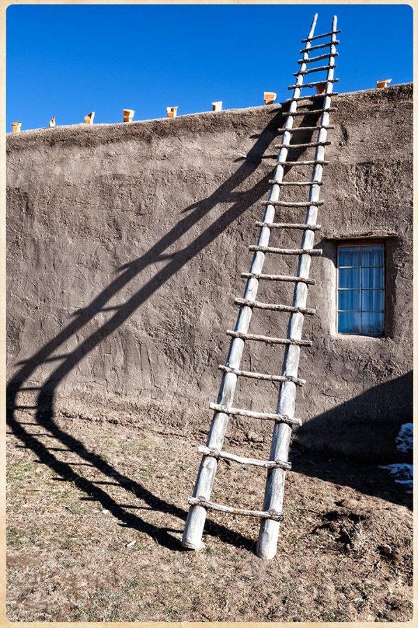 Pueblo Ladder