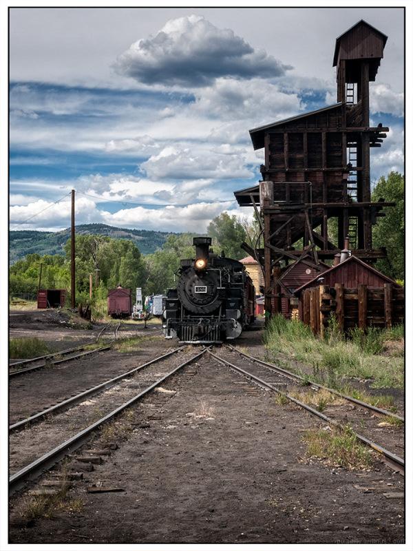 Train's a-Comin'