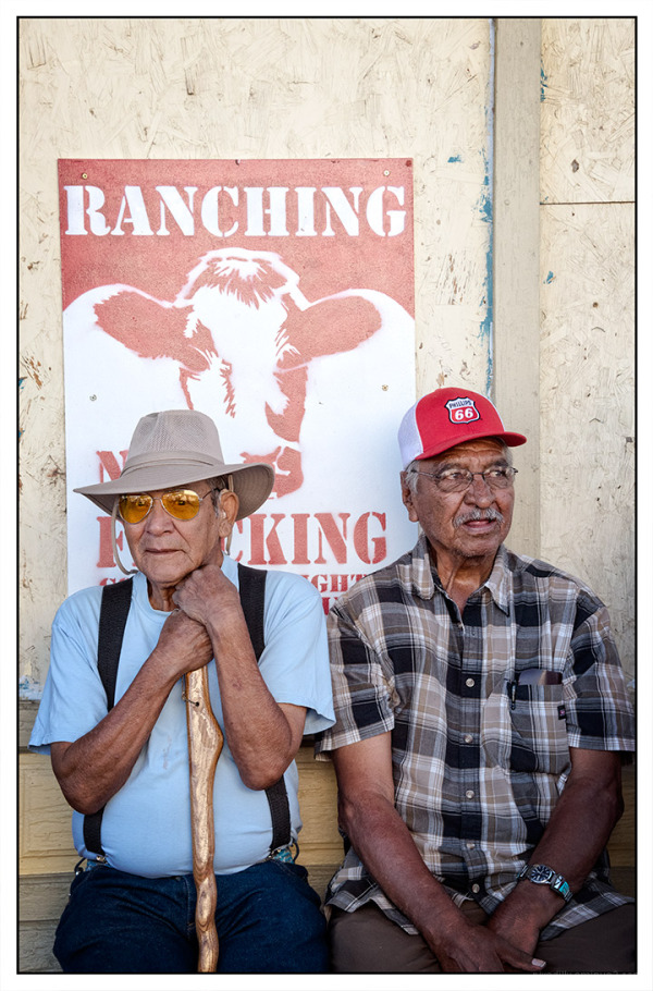 Hats:  Ranching - Not Fracking