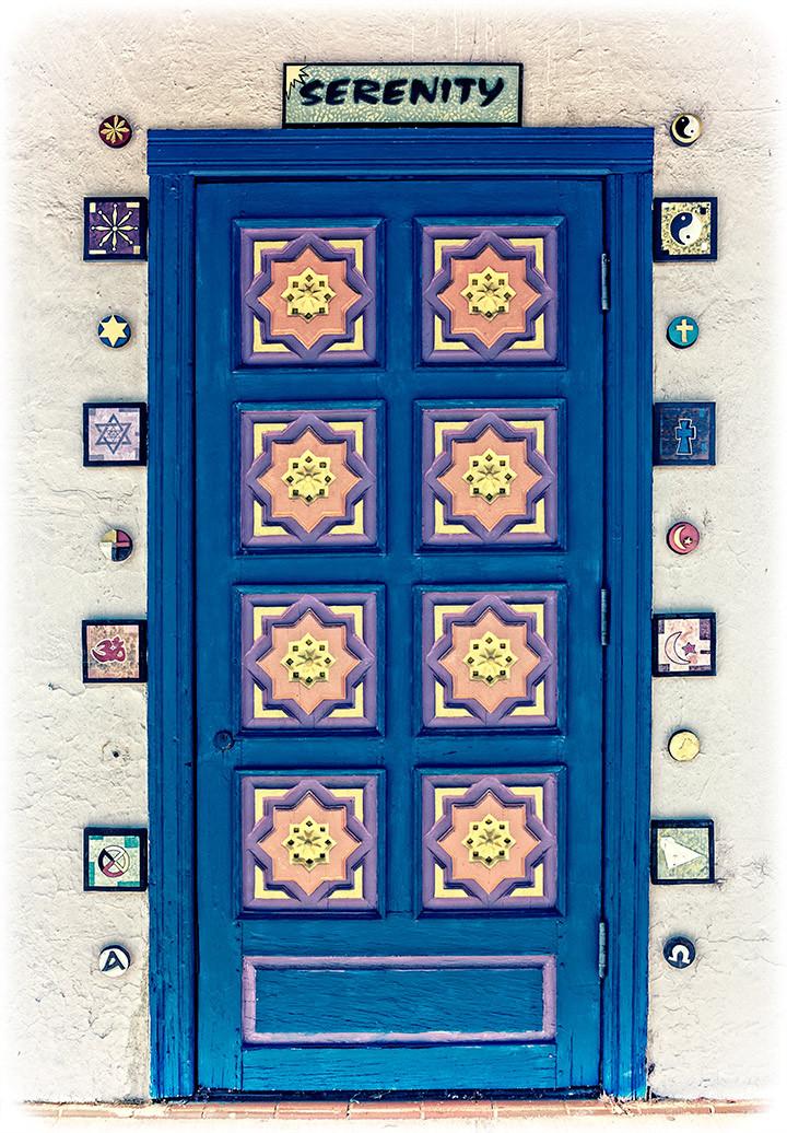 Doors:  Serenity