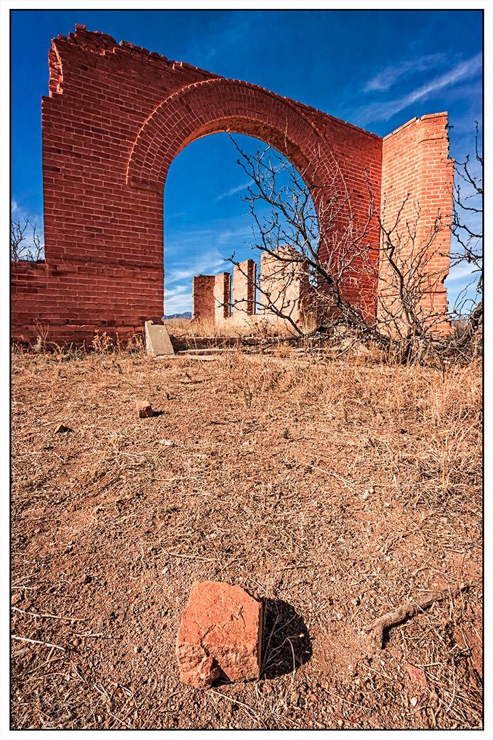 Courthouse Ruins