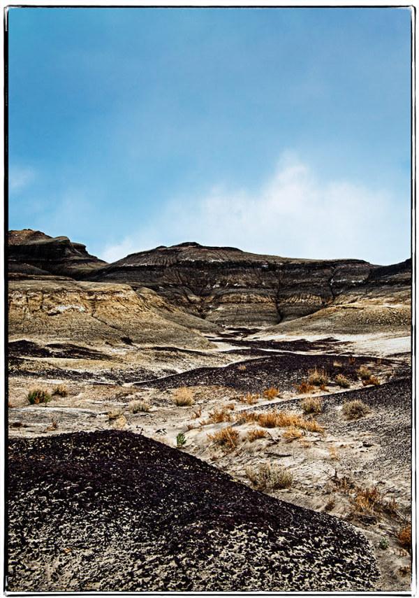 NM Mexico Landscapes:  Bisti Wilderness
