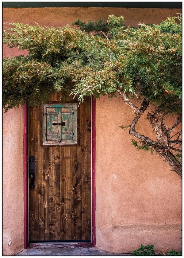 Sheltered Doorway