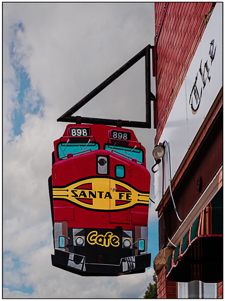 Santa Fe Cafe - Raton