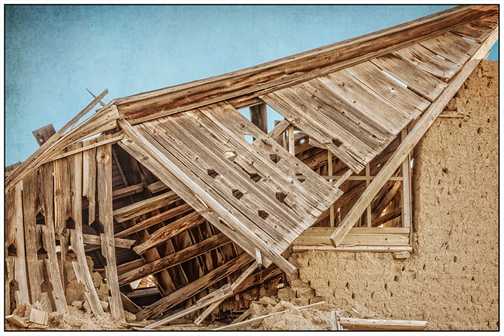Cabezon:  The Remains of Heller's Store