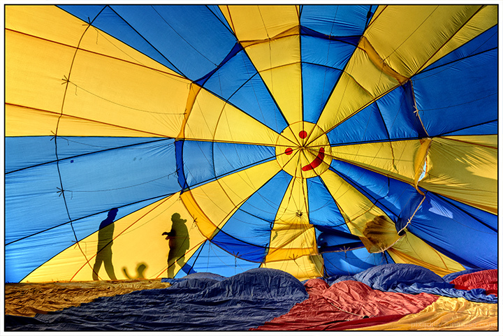 BalloonFest 2015:  Happy Times