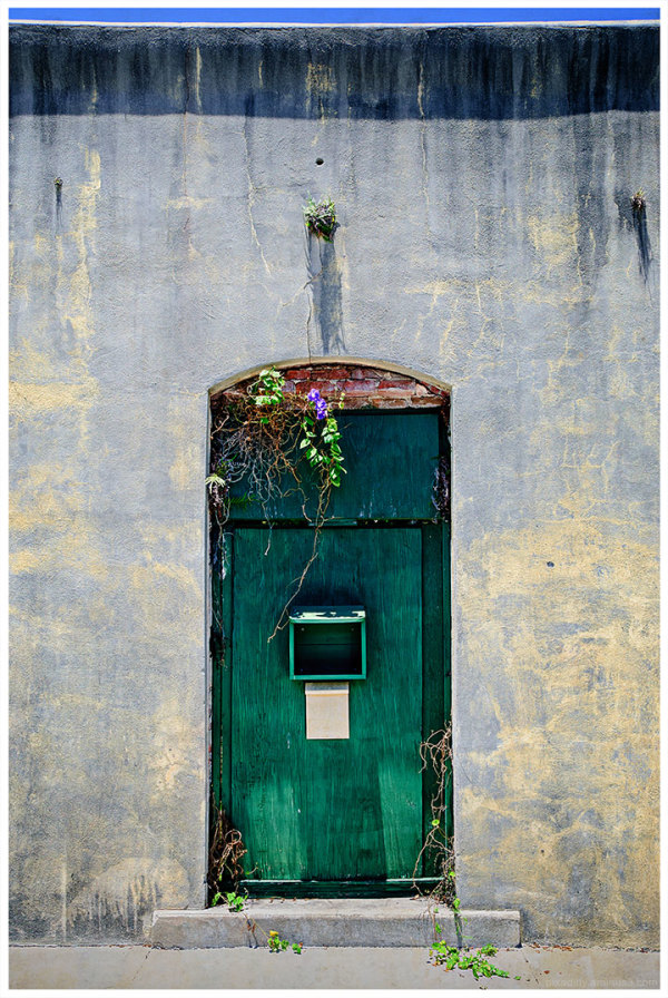Green Door - Reimagined