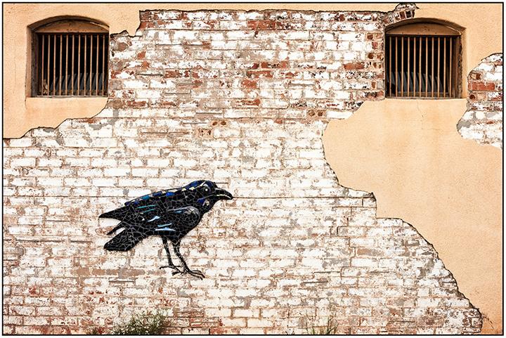 Raven Mosaic