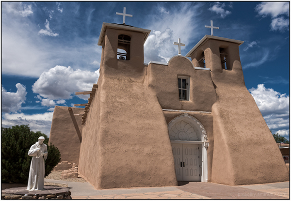 St. Francis in Ranchos