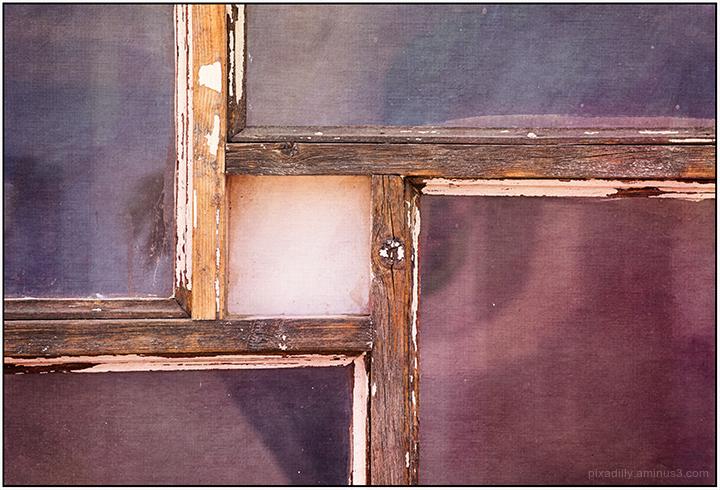 Design Simplicity:  Geometric Window