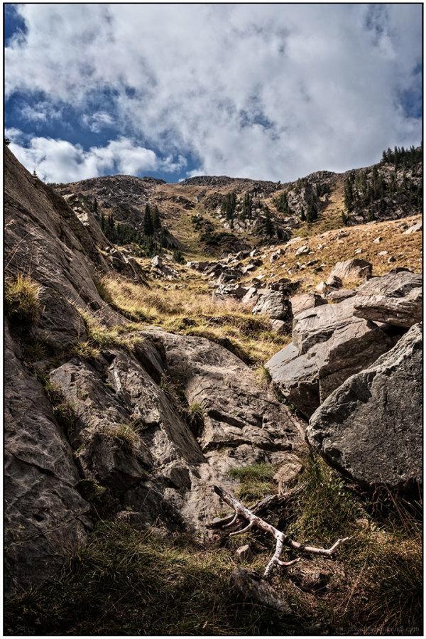Changing Light --- Kachina Peak