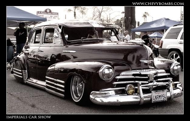 Old School Bomb Car