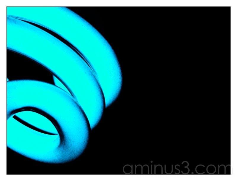 Life – Light Blue Coil