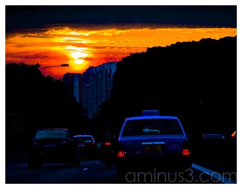 Life – Rising Sun Light