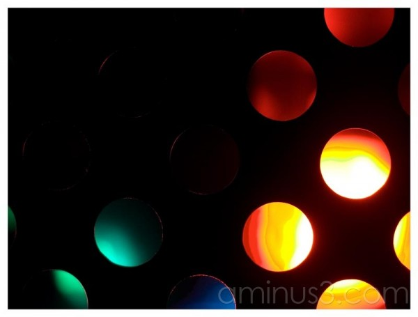 Life – Bright Colourful Lights Within