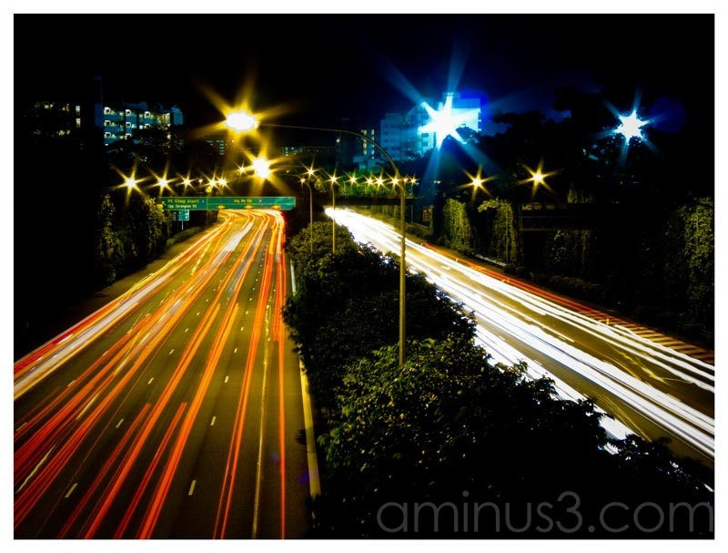 Life – Zooming Lights