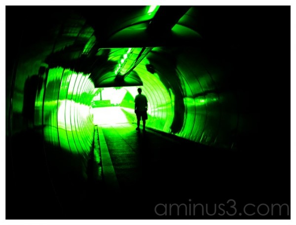 Life – Light At The End of The Dark Tunnel