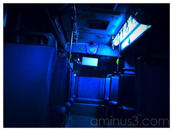 Life – Bus Light Blue