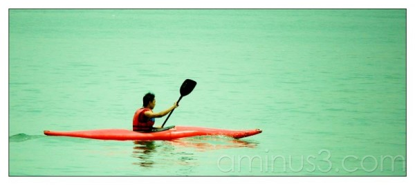 Life – Paddle It Alone In The Water IV